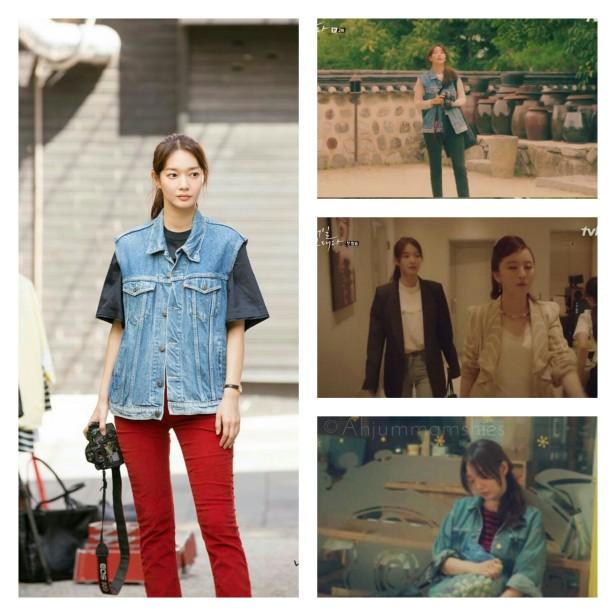 Shin Min Ah boyfriend look