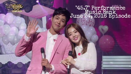 Park bogum irene music bank