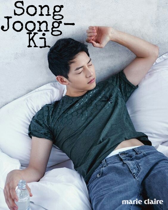 Song Joongki hot