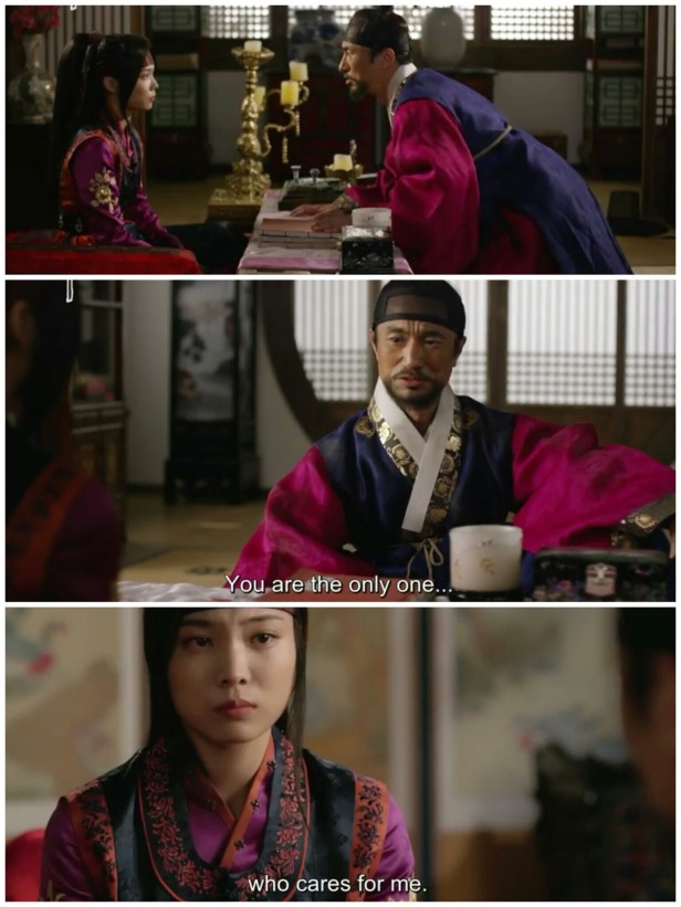 Ruler Master of the Mask ep 13 14 hwa gun father