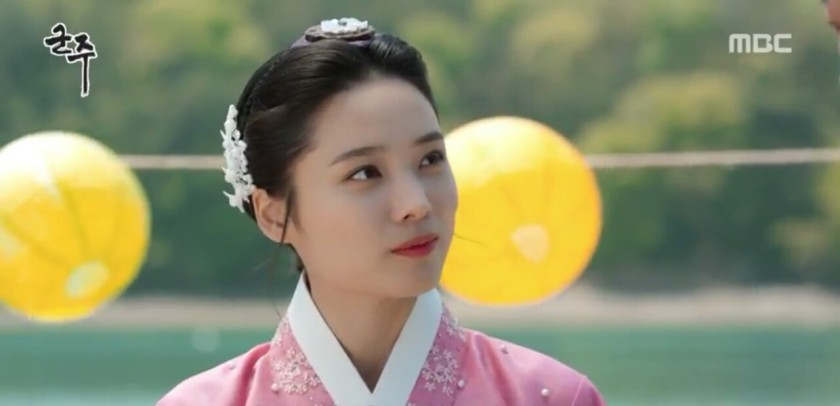 Ruler Master of the Mask ep 13 14 yoon so hee 2