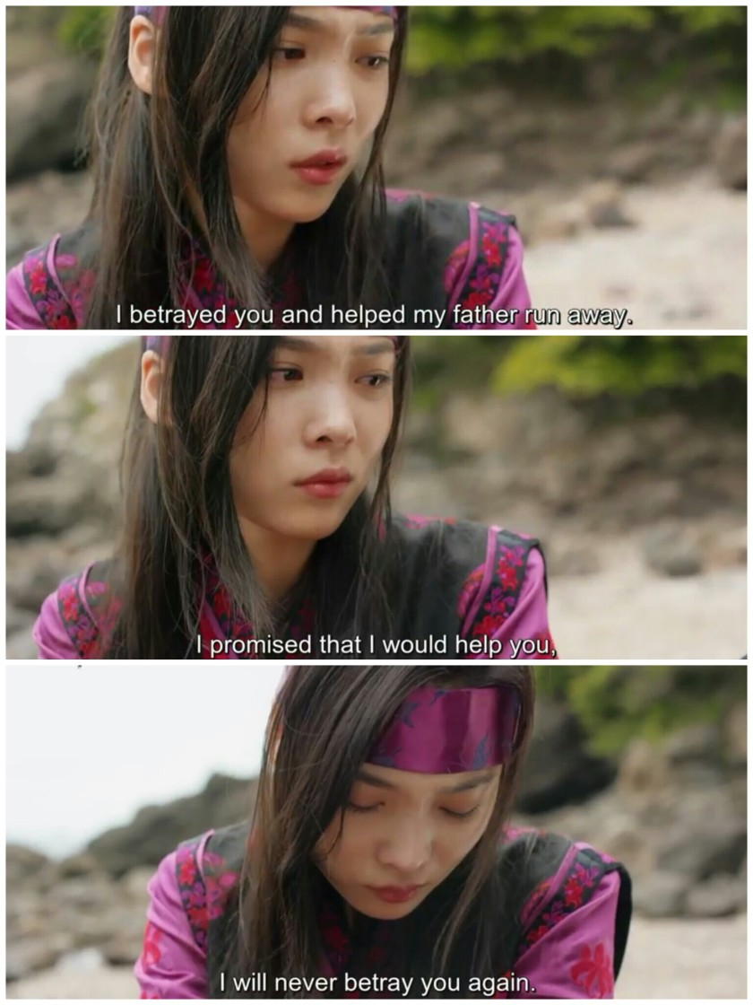 Ruler Master of the Mask ep 13 14 yoon so hee