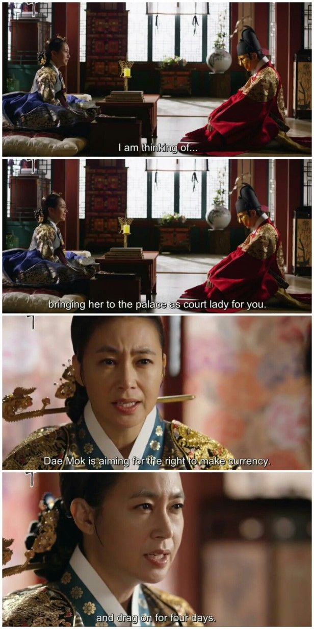 Ruler Master of the Mask ep 15 16 commoner lee sun