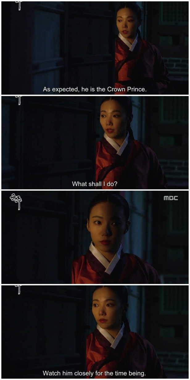 Ruler Master of the Mask ep 15 16 mae chang