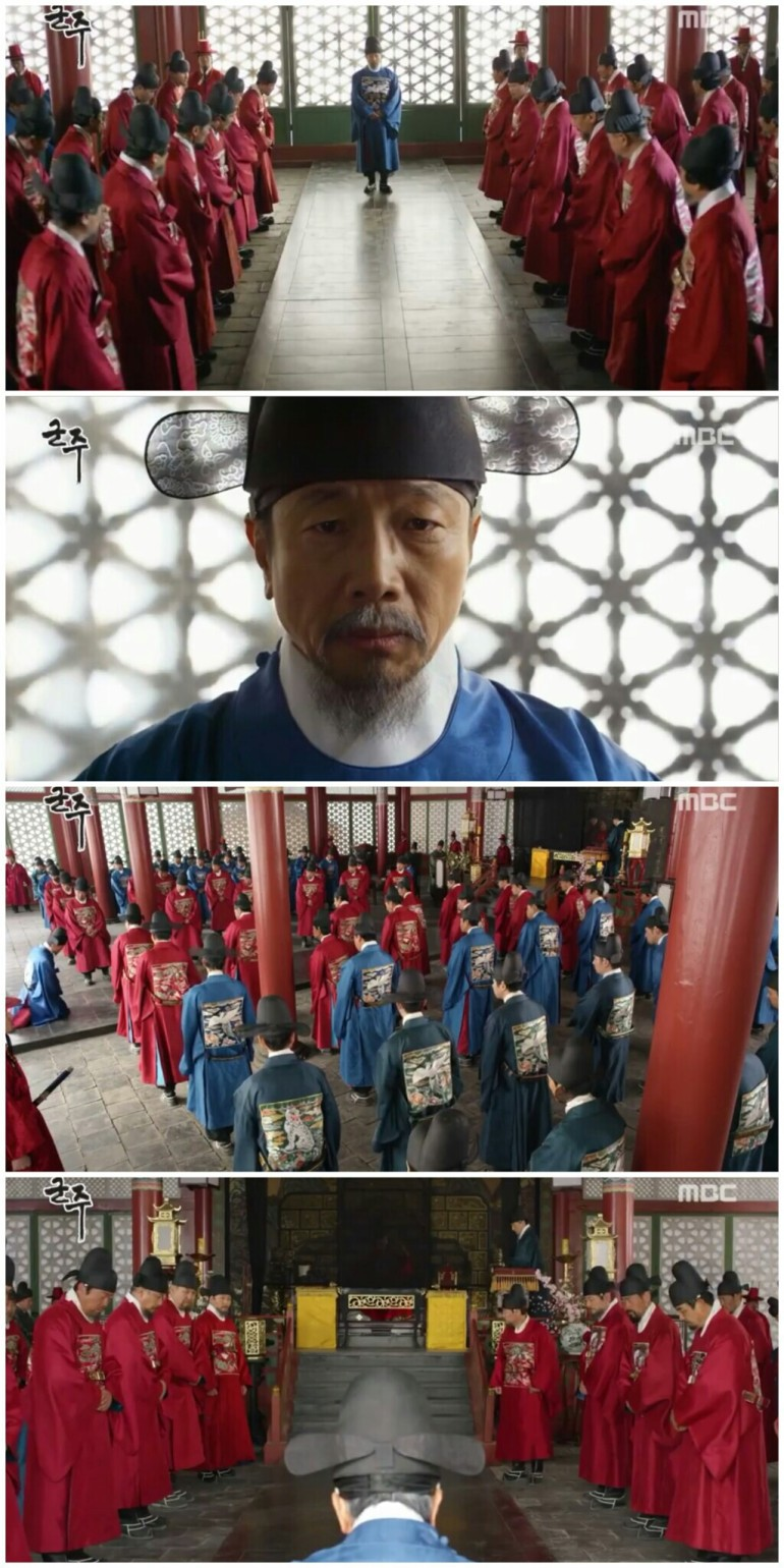 Ruler Master of the Mask ep 15 16 master woo bo
