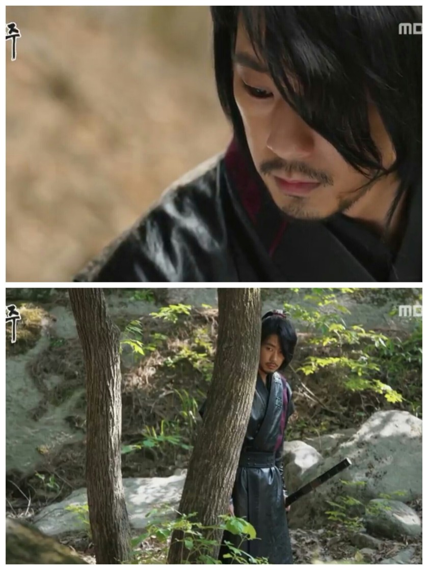 Ruler Master of the Mask ep 17 18 gon