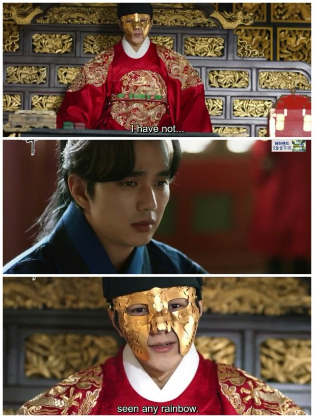Ruler Master of the Mask ep 19 20 lee sun