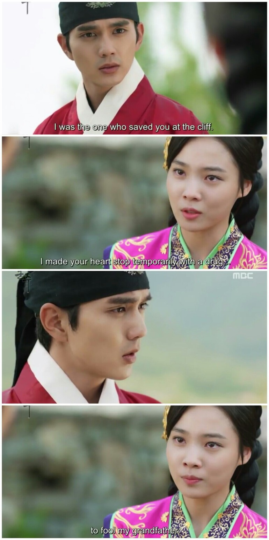 Ruler Master of the Mask Ep 25 26 yoon sohee