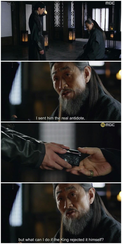 Ruler Master of the Mask ep 27 28 hyunsuk traitor