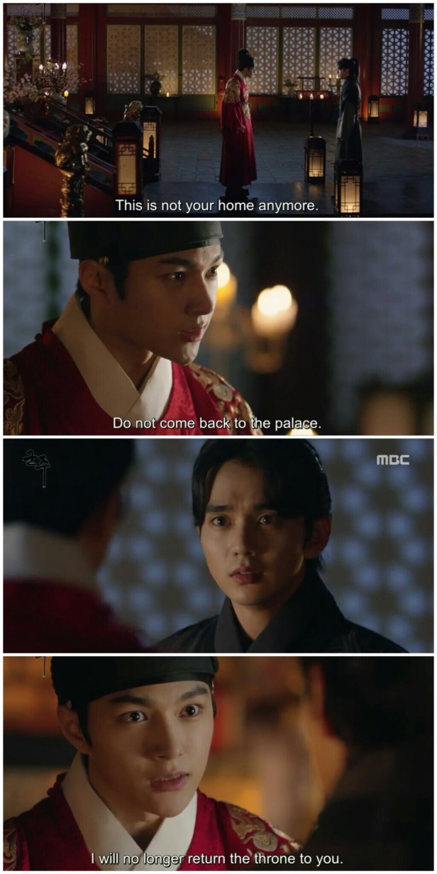 Ruler Master of the Mask ep 27 28 prince lee sun