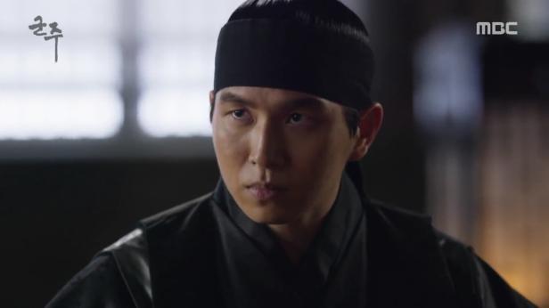 Ruler Master of the Mask ep 27 28 traitor hyun suk
