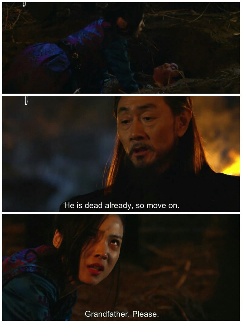 Ruler Master of the Mask ep 9 10 dae mok hwa gun