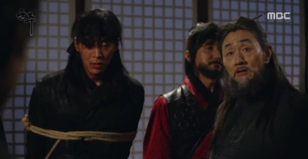 Ruler Master of the Mask ep 29 30 chungwoon daemo