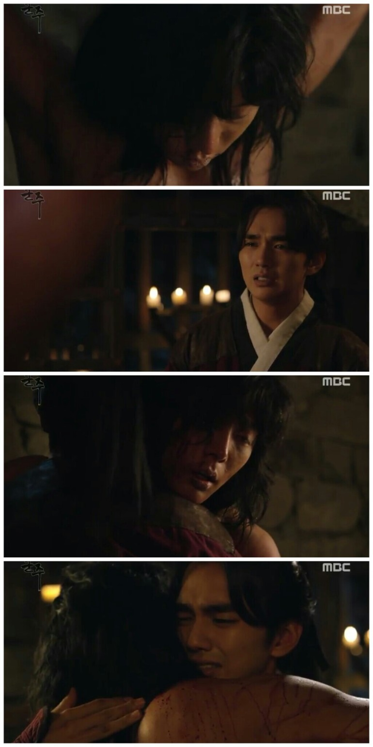 Ruler Master of the Mask ep 31 32 save chung woon
