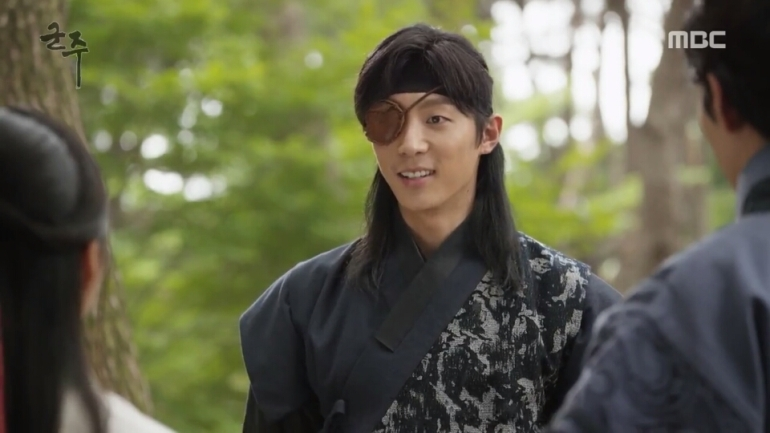 Ruler Master of the Mask ep 33 34 chung woon