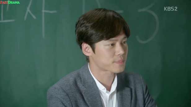 School 2017 Ep 1 teacher kang myung han joowan