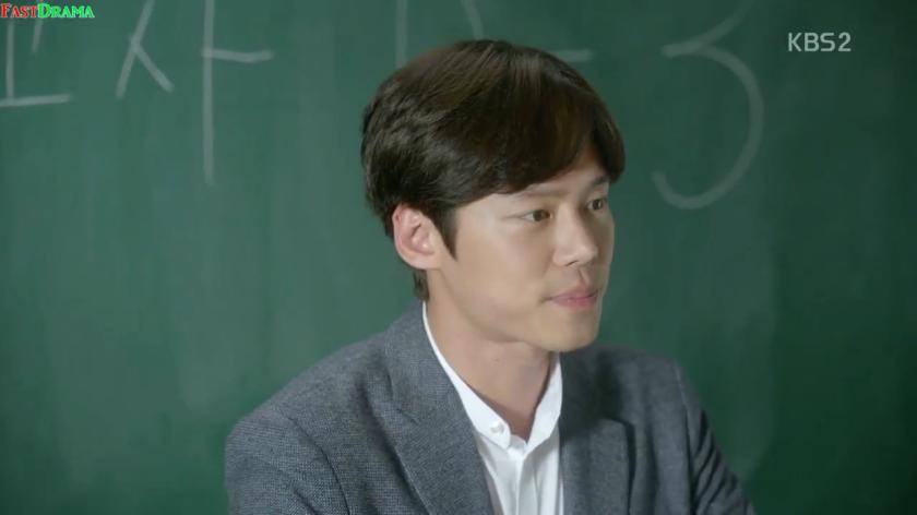 School 2017 Ep 1 teacher kang myung han joowan