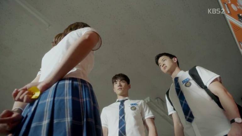 School ep 2 taewoon daehwi eunho