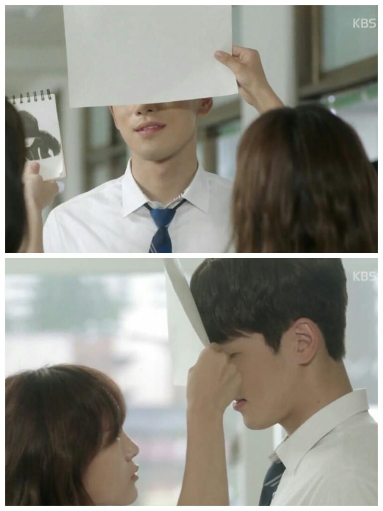 School ep 2 taewoon eunho kiss