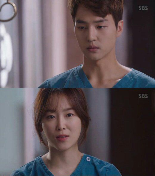 Yang sejong seo hyunjin romantic doctor sbs