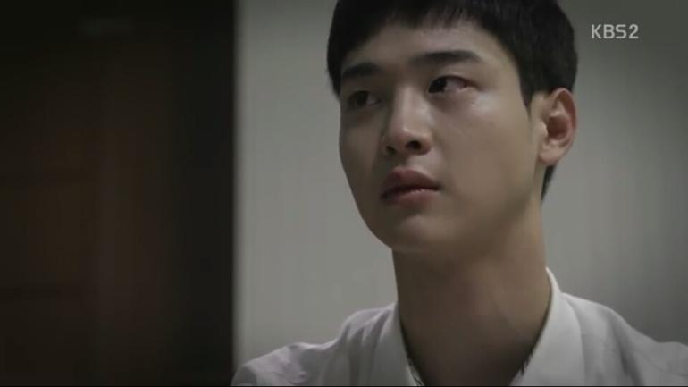 school 2017 ep 5 janv dong yoon dae hwi sad