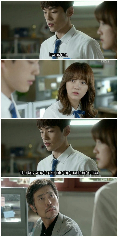 School 2017 ep 7 tae woon saves eun ho sejeong kim jung hyun