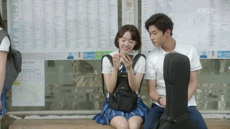 School 2017 Episode 3 oh sarang yoon kyung woo