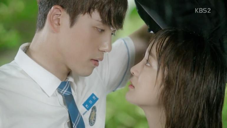 School ep 8 kim junghyun kim sejeong kiss eunho taewoon