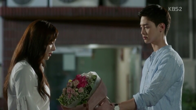 School ep 8 namjoo song daehwi seol in ah break up