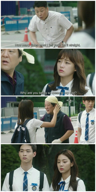 School ep 8 ra eunho father kim sejeong