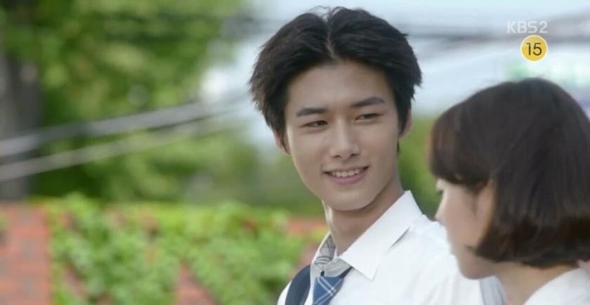 School ep 8 yoon kyung woo smile seo ji hoon