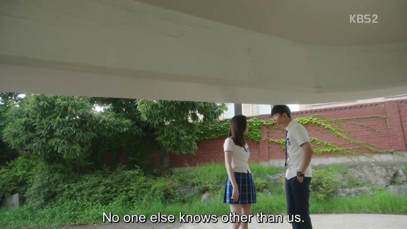 School 2017 ep 9 seo bora kim hee han confrontation