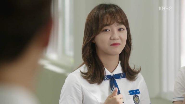 School 2017 ep 9 ra eun ho kim sejeong
