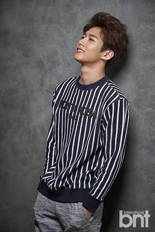 Seo Jihoon magazine school 2017