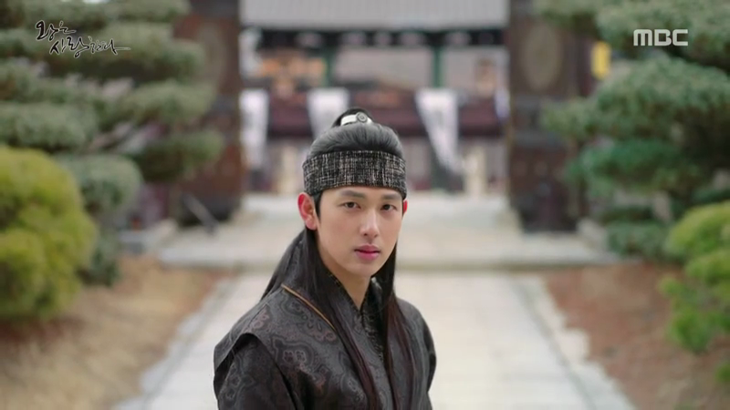 The King Loves Ep 11-12 (10)