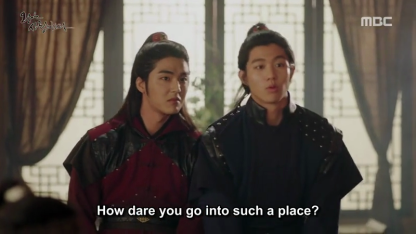 The King Loves Ep 11-12 (8)