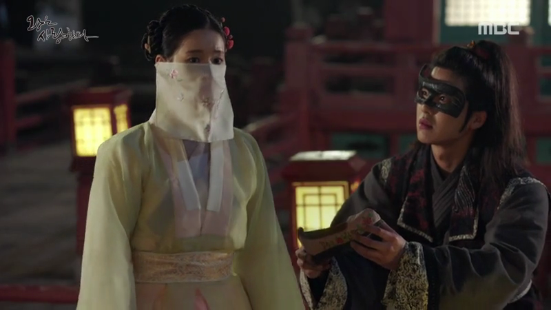 The King Loves Ep 13-14 (19)