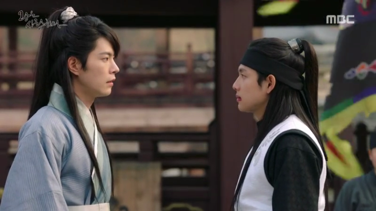 The King Loves Ep 17-18 (8)