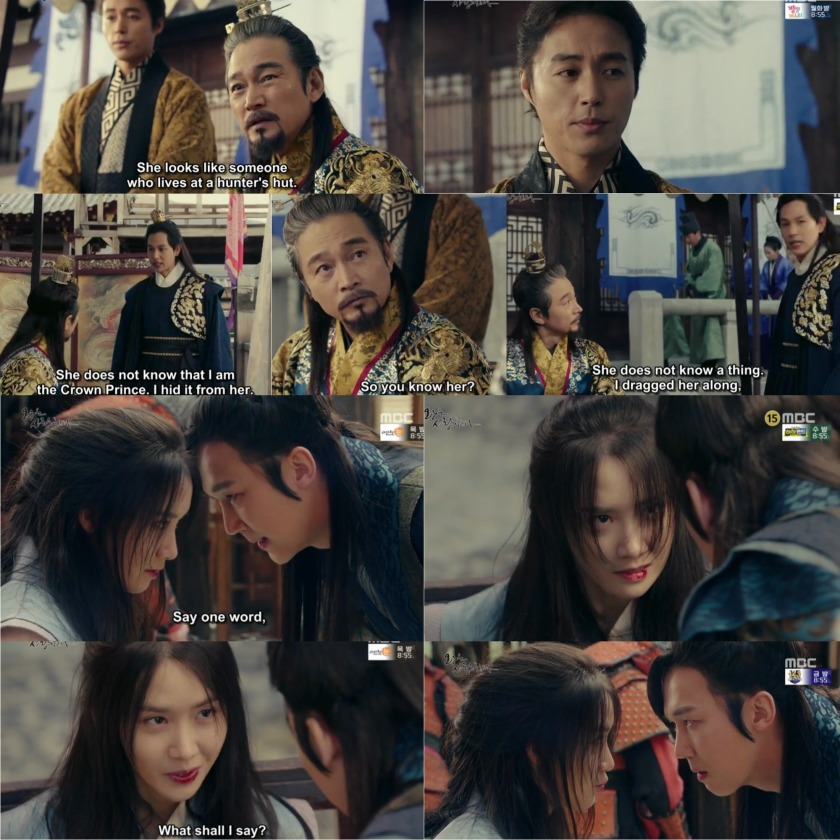 the king loves ep 9-10 (2)