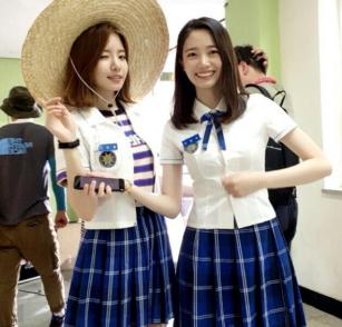 ha seung ri han bo bae school 2017