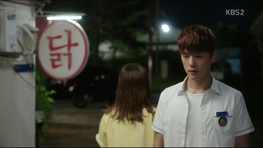 School 2017 ep 11 hyuntae woon ra eun ho fight
