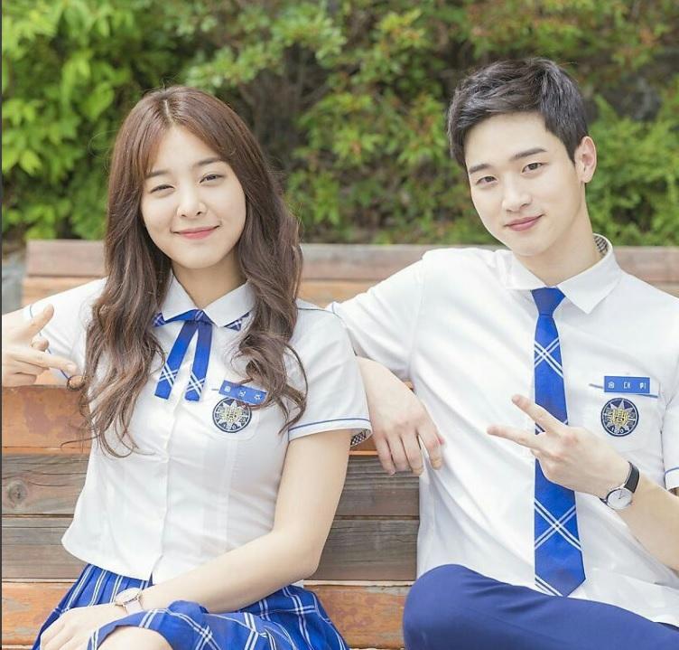 School 2017 Ep 11 jang dong yoon seol in ah