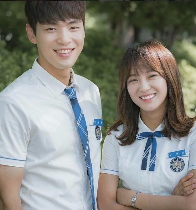 School 2017 ep 11 kim jung hyun kim sejeong