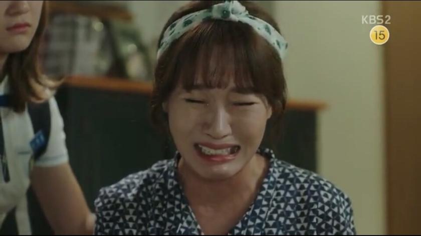 School 2017 ep 11 ra eun ho mom crying