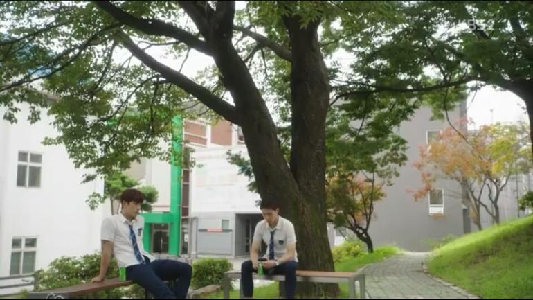 School 2017 ep 11 song dae hwi hyun tae woon friends