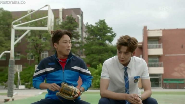 School 2017 ep 12 issue sf9 ro woon