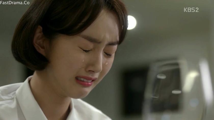 school 2017 ep 12 oh sarang crying mom