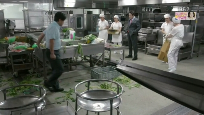 school 2017 ep 13 geumdo high messy cafeteria expired