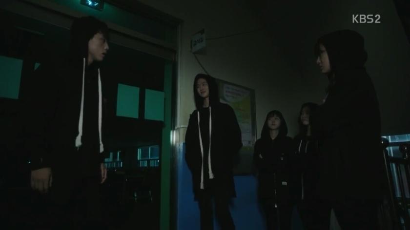 school 2017 ep 13 student x taewoon daehwi sarang eunho
