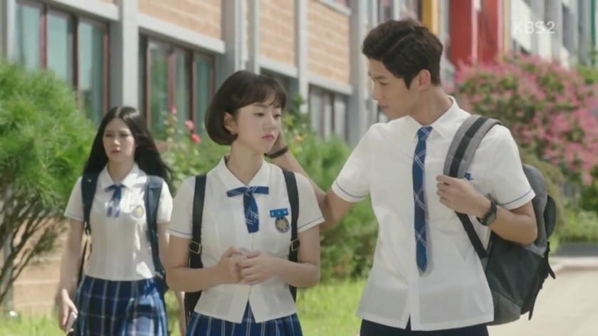 school 2017 ep 13 yoon kyung woo sarang